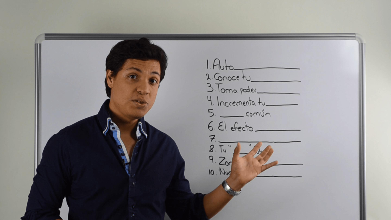 FUERZA DE VOLUNTAD - Los 10 ingredientes exactos que necesitas para incrementarla hans nolte